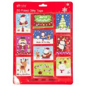 1000 x Assorted Christmas Gift Wrap, Tags, Décor, Bunting |RRP £1 - £3.99 each