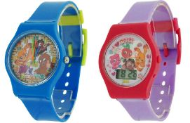 10 x Moshi Monsters Kids Watch | Total RRP £70