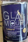 432 Tins Brand New & Sealed Lazura High Quality Gloss Finish Varnish Glaze | 750ml | RRP £6,475