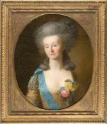 Johann Friedrich August TischbeinBildnis der Friederike Sophie Dorothea von Württemberg, geb.