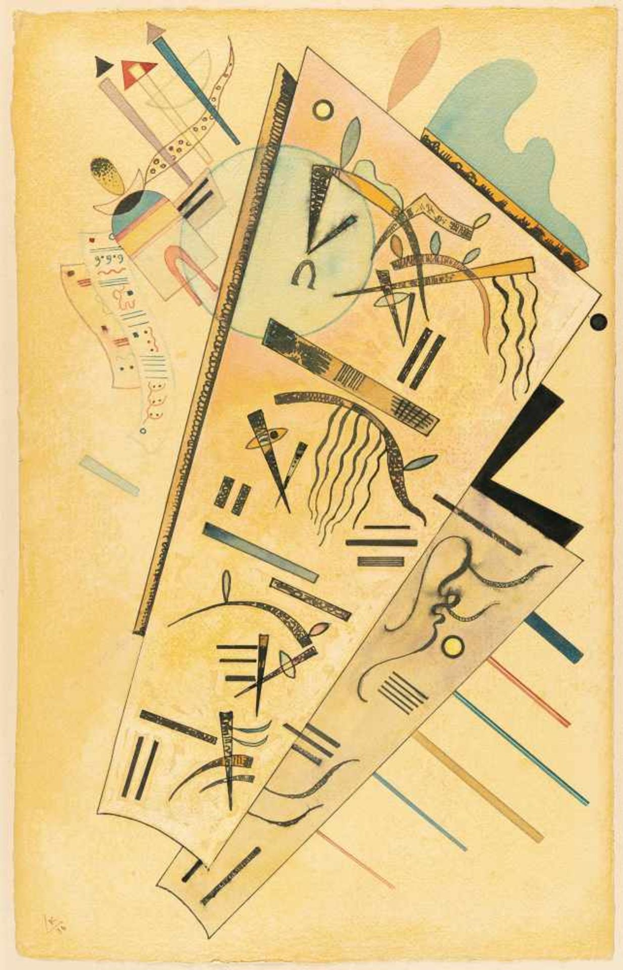 Wassily Kandinsky - Bild 2 aus 3