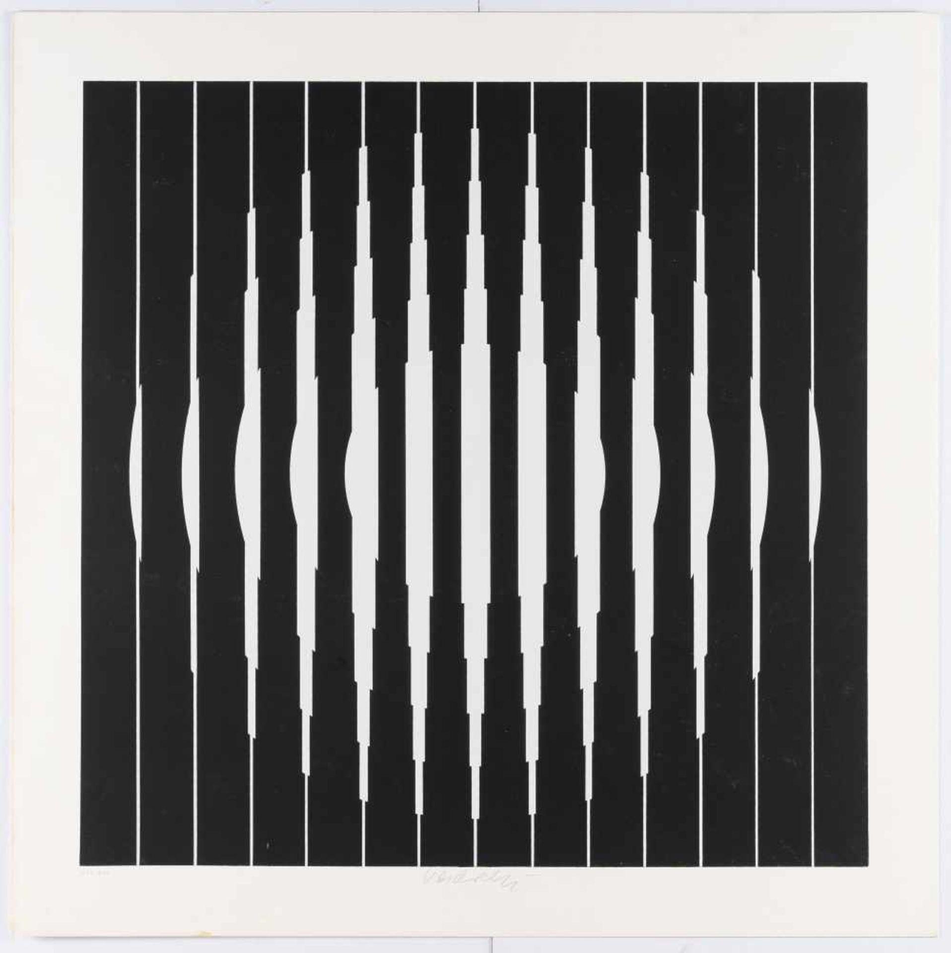 Victor Vasarely - Bild 4 aus 5