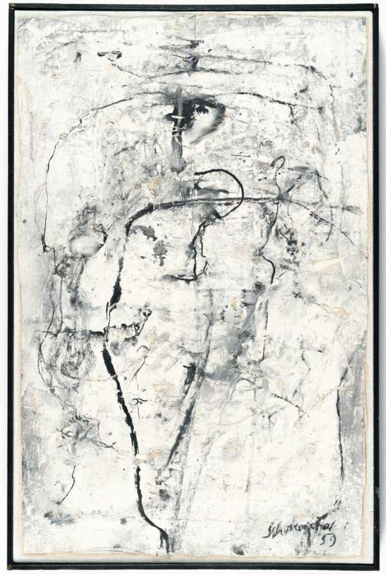 Emil Schumacher - Bild 2 aus 3
