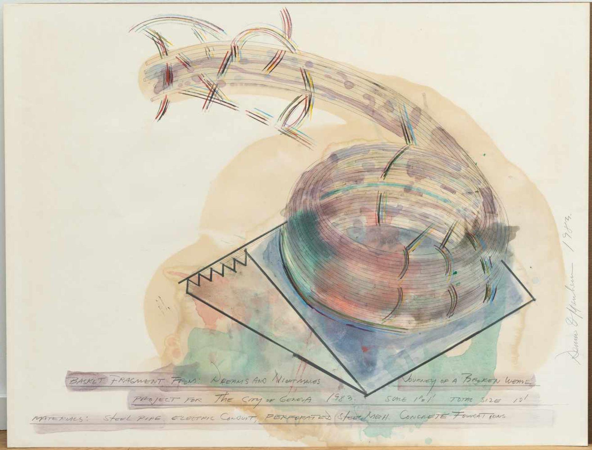 Dennis Oppenheim - Bild 2 aus 3