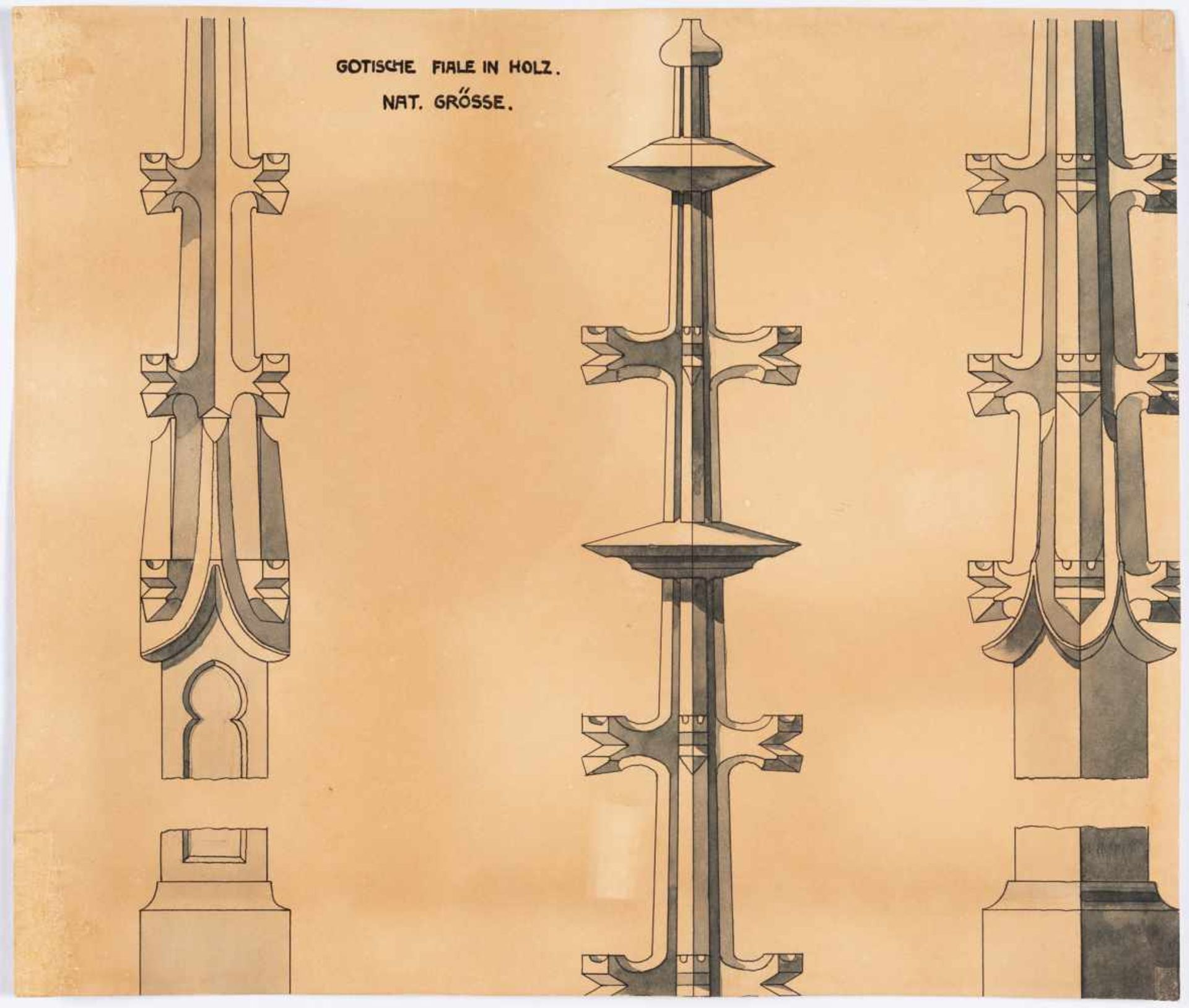Friedrich Vordemberge-Gildewart - Bild 3 aus 3