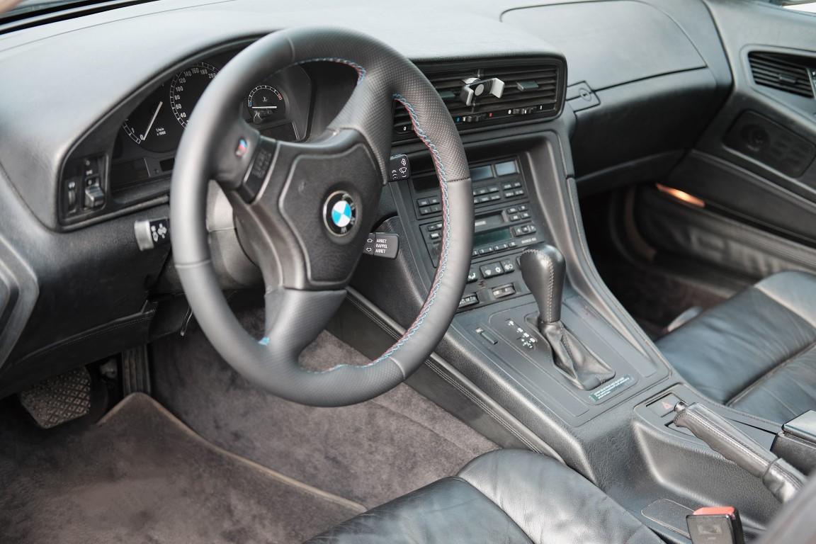 BMW 840 de 1998, cylindrée de 4,4 L, 220.000 kms, 3 propriétaires successifs, [...] - Image 4 of 8