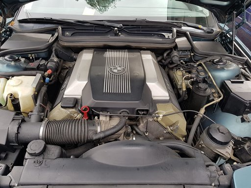 BMW 840 de 1998, cylindrée de 4,4 L, 220.000 kms, 3 propriétaires successifs, [...] - Image 5 of 8