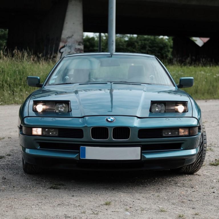 BMW 840 de 1998, cylindrée de 4,4 L, 220.000 kms, 3 propriétaires successifs, [...] - Image 3 of 8