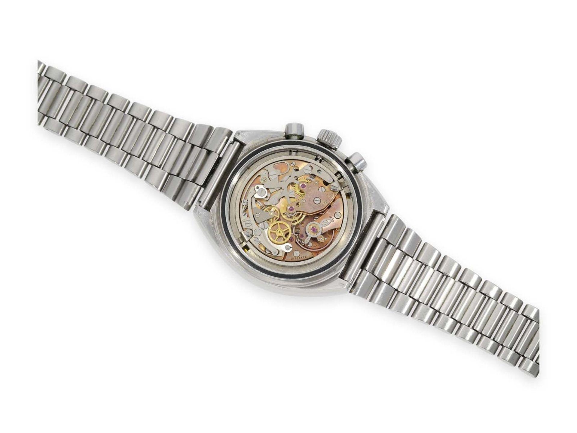 "Wristwatch: vintage Omega Speedmaster Chronograph ""Mark II"", reference 145.014, ca. 1970 - Bild 2 aus 3"