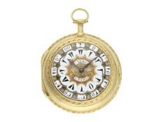 Pocket watch: exceptionally well preserved large verge watch for the Ottoman market, Royal