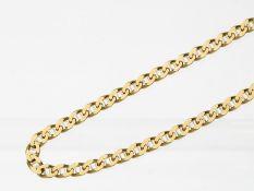 Uhrenkette: vintage Uhrenkette, 14K Gold
