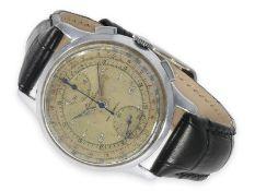 Armbanduhr: früher Breitling Stahl-Chronograph Ref. 178, ca.1945