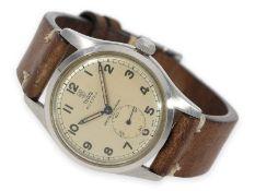 Armbanduhr: sehr schöne, seltene vintage Herrenuhr in Stahl, Tudor Oyster Ref. 4463, ca.1950