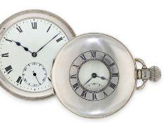 Taschenuhr: feines Taschenchronometer, Paul Ditisheim No. 740531, Hallmarks 1931