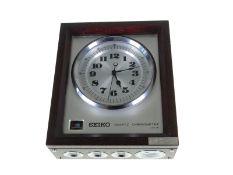 Marinechronometer: seltenes vintage Marinechronometer Seiko QM-10, No.1440