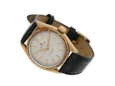 Armbanduhr: vintage Rolex Chronometer Bubble Back REF. 6085 in 14K Gold, ca. 1951/52