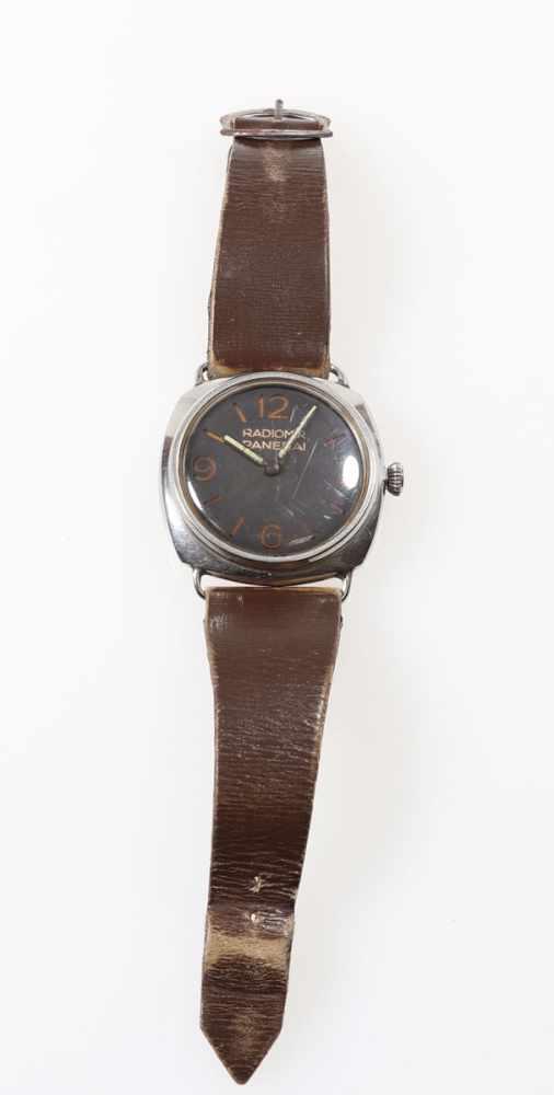Lot 553 - Vintage Panerai - Kampfschwimmer-Armbanduhr