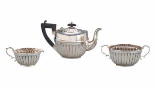 Kleines Teeservice im Stil des Empire