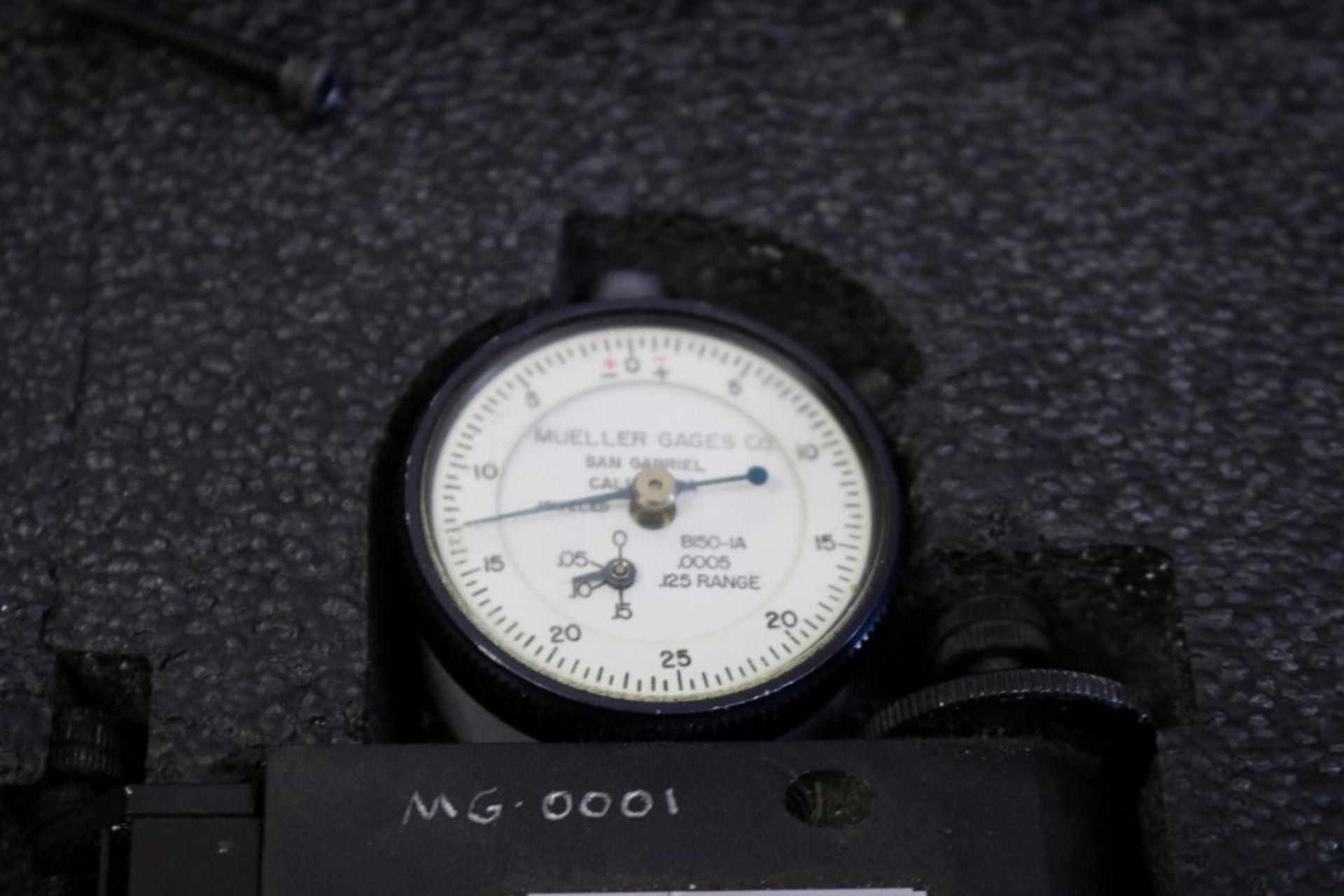 Lot 48 - Mueller Gage ID Indicator Model 179