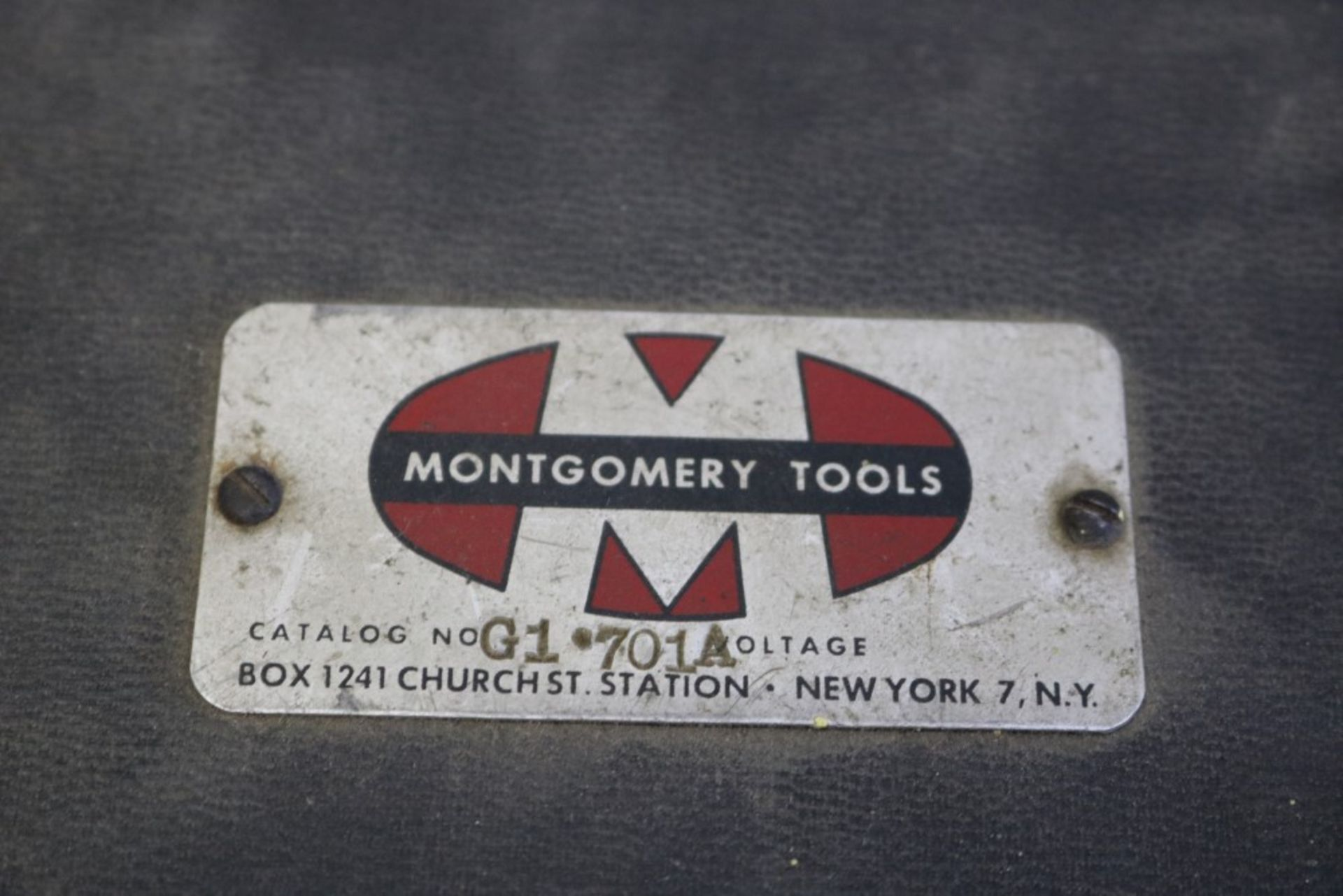 Lot 52 - Montgomery Tools Micro Height Gage and Refractometer