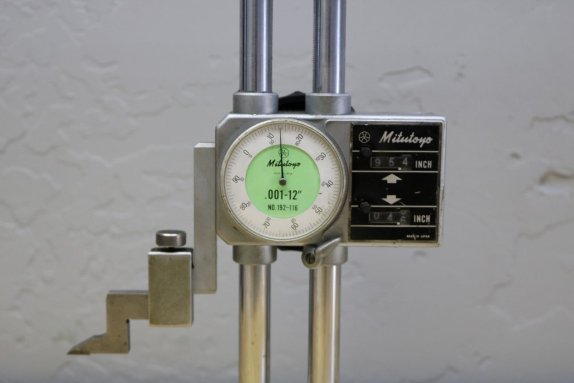 """Lot 25 - Mitutoyo Height Gage .001-12"""""""