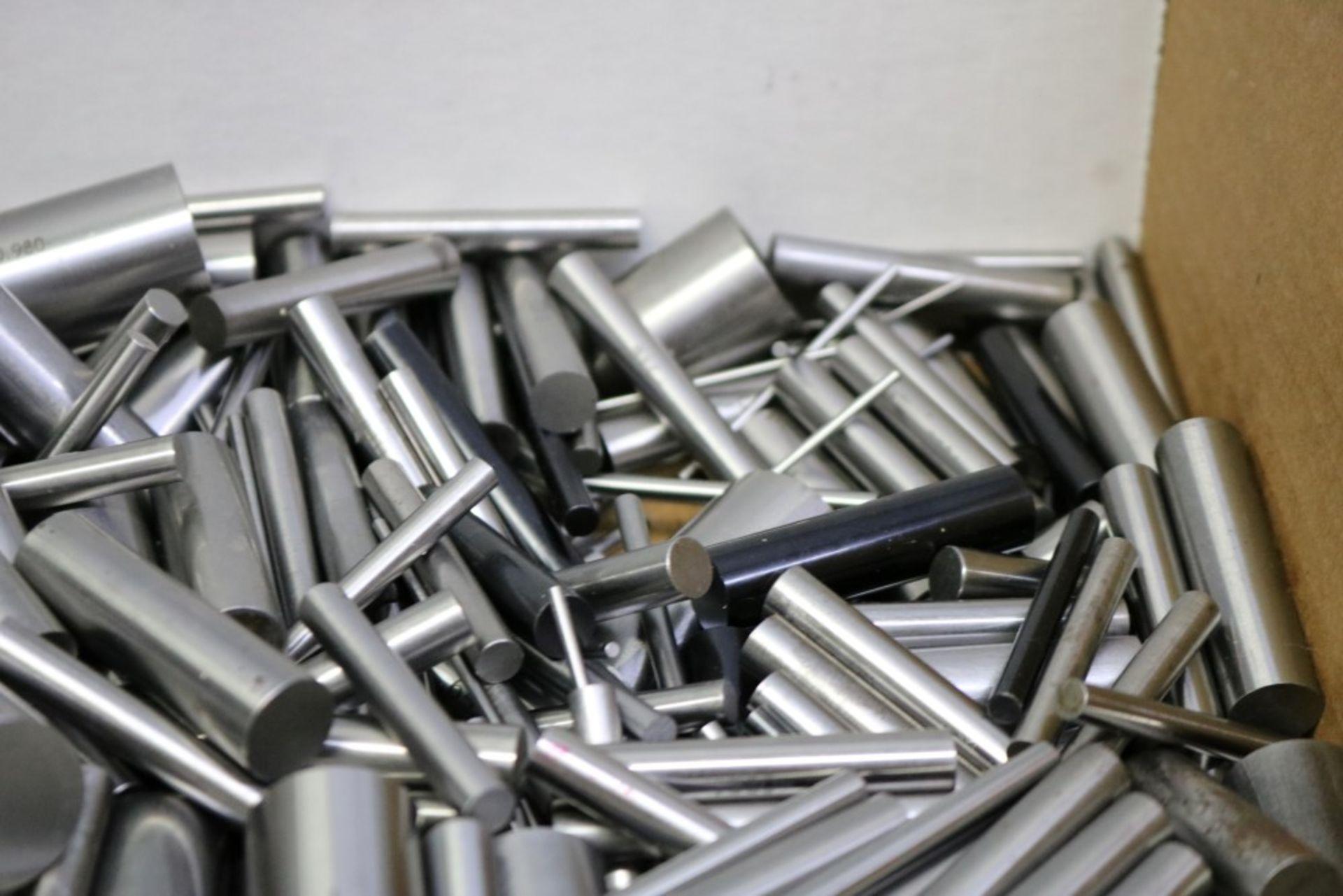 Lot 55 - Large Box of Various Gage Pins