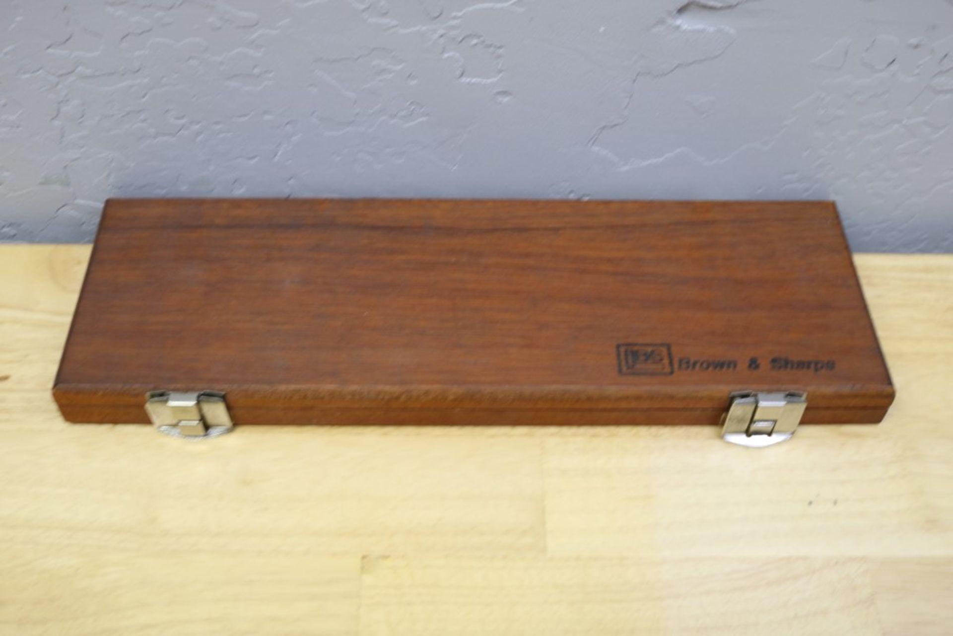 """Lot 21 - Brown & Sharpe Depth Micrometer 0-3"""""""
