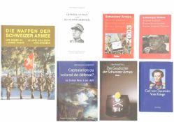 Konvolut von 7 Büchern<