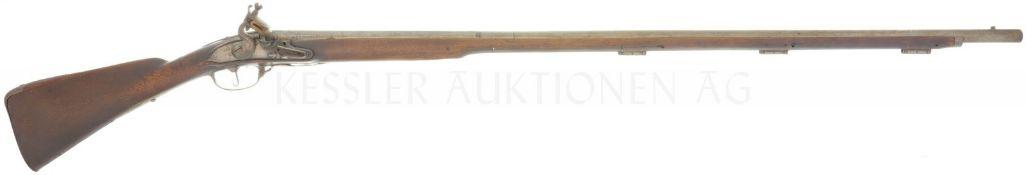 Steinschlossgewehr, franz. Mle. 1717, Kal. 16.7mm