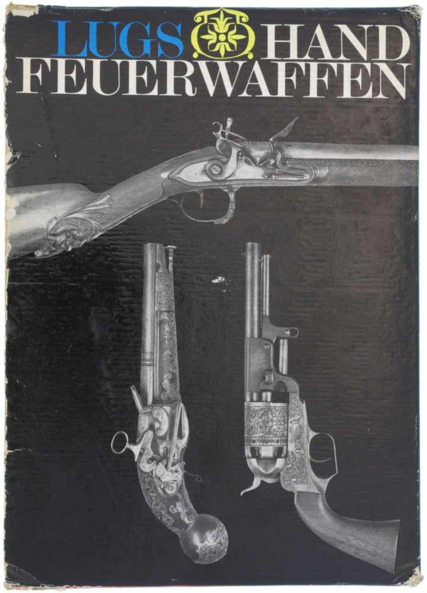 Lugs Handfeuerwaffen, Band 1 und 2
