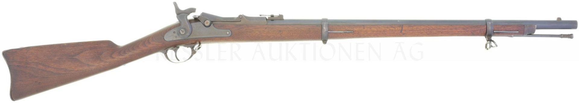 "Perkussionsgewehr, U.S. Army ""HARPERS FERRY"", Kal. .68"