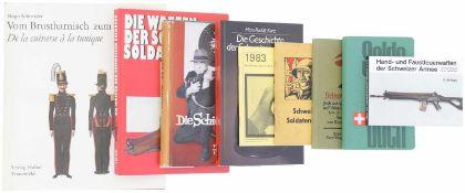 Konv. 9 Bücher