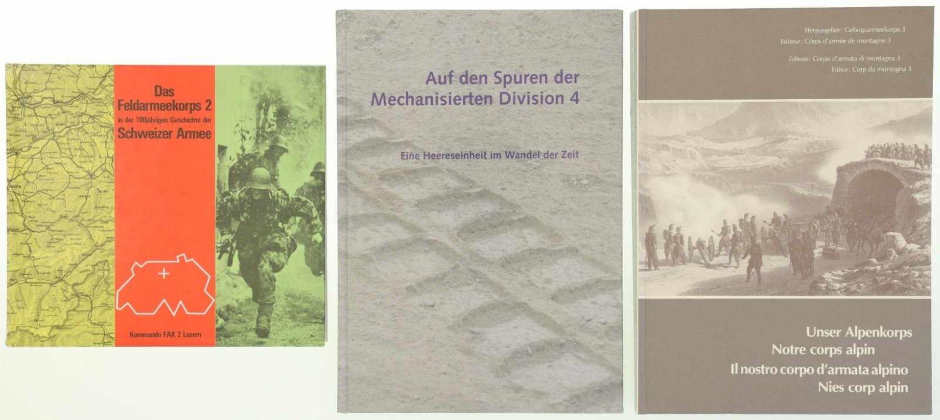 Konv 3 Bücher d4/ak3/fk2
