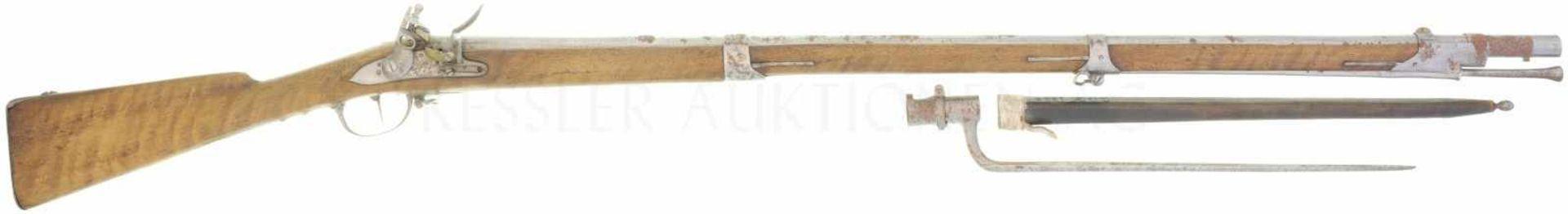 Steinschlossgew 1777 #806