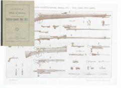 Reglement Kadettengewehr 1897