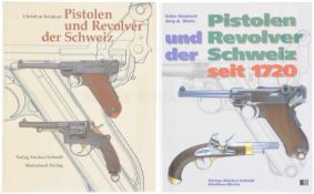 Konv. 2 Bücher Pist + Rev