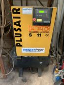 Plusair S11 HPC Compressor with Hankison Dryer