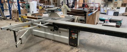 Robland Z320 Panel Saw Bench