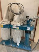 Active Air Mobile 2 Bag Extraction Unit