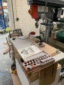 SIP F16-16L 16 speed Drill Press