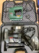 Bosch Duotac PTK 14E & Rapesco Nailer