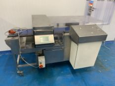 Cintex metal detector aperture size 35 x 15cm