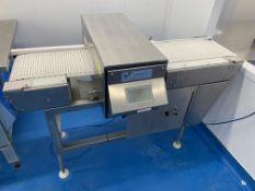 Cintex Conveyor Metal Detector Aperture 360mm x 110mm