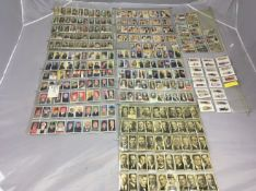 Wills Musical Celebrities, 20 cards, Players Straight Line Caricatures, a series of 50, Ardath