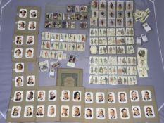 Players Characters from Dickens, a series of 50, 1 full complete set and a 42/50 set, Copes