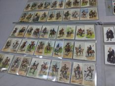 A collection of costume related cards to include Players Ceremonial and Court Dress, A series of 25,