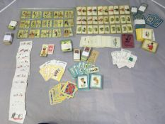 John Jacques & Son Ltd of Hatton Garden, Happy Families card game, together with various other