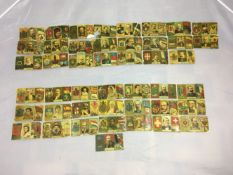 Cigarette Cards, Dukes 1889 Coat of Arms, 45 cards