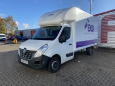 Renault Master LL35 Business DCI, 2,298cc 6 Speed Manual Luton