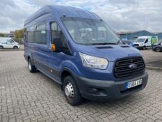 Ford Transit 350 HD - Disabled Passenger Vehicle - 65 Plate